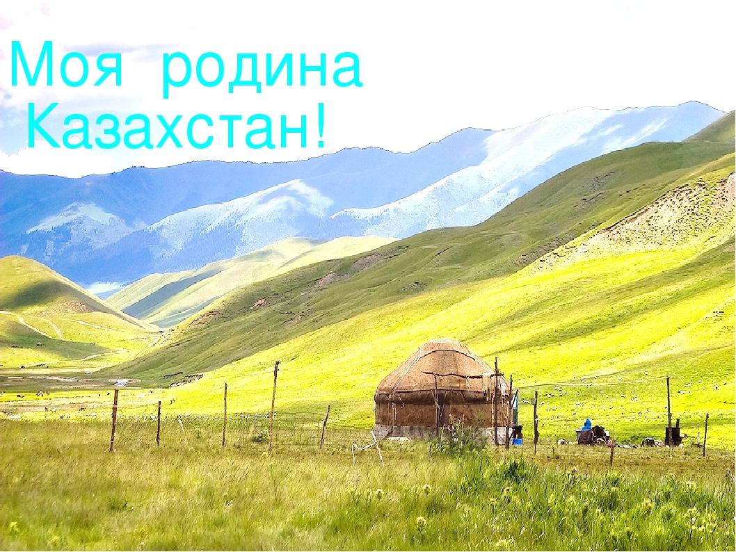 Картинки родина моя казахстан, цветы
