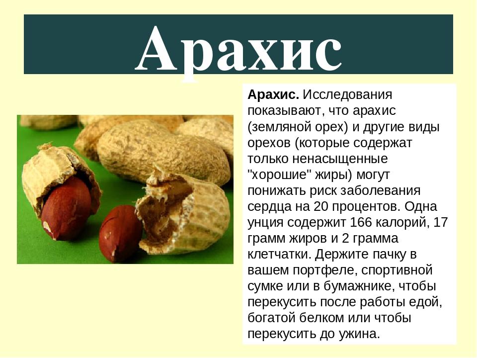 Арахис Калории При Диете. Все о земляном орехе: можно ли на диете есть арахис