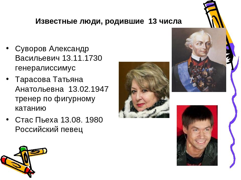Известные люди родившиеся 21 сентября