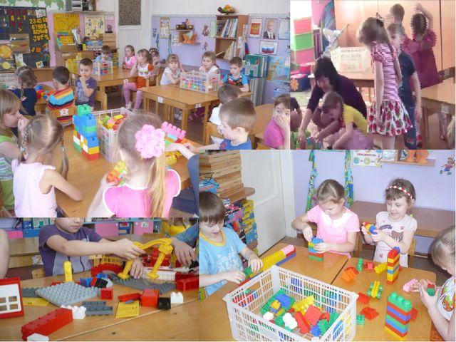 Игры и совместная деятельность взрослых с детьми в детских садах не обходятся...