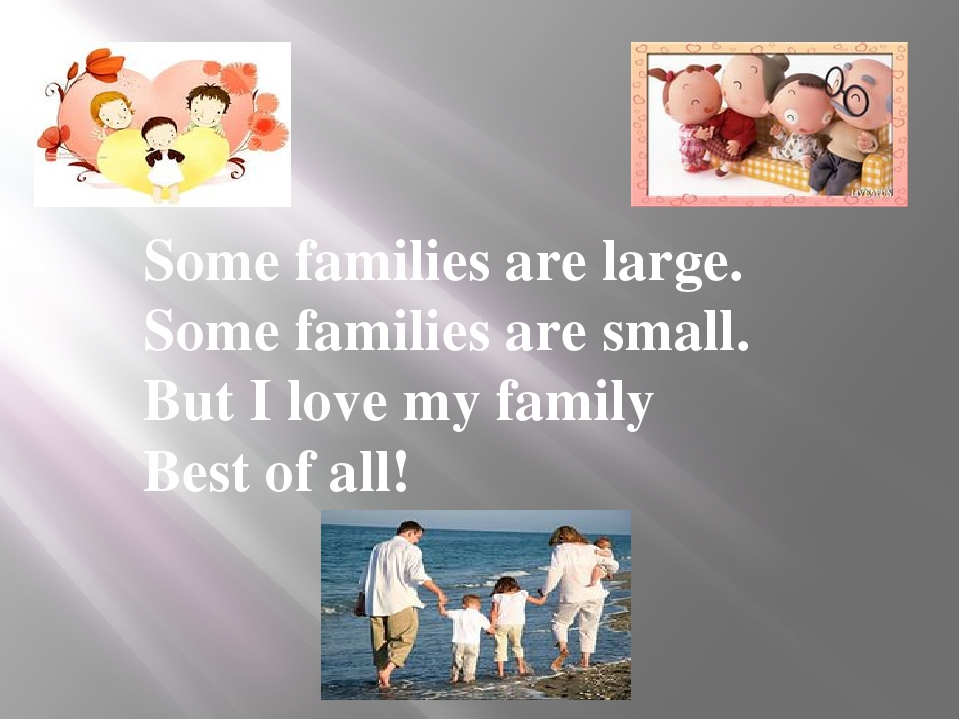 smaller families are better than larger The benefits of smaller families 3 small family size and development research has shown that, by increasing family planning facilities and women's education, a.