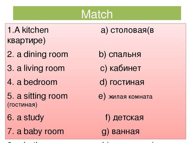 английский язык 6 класс юнит