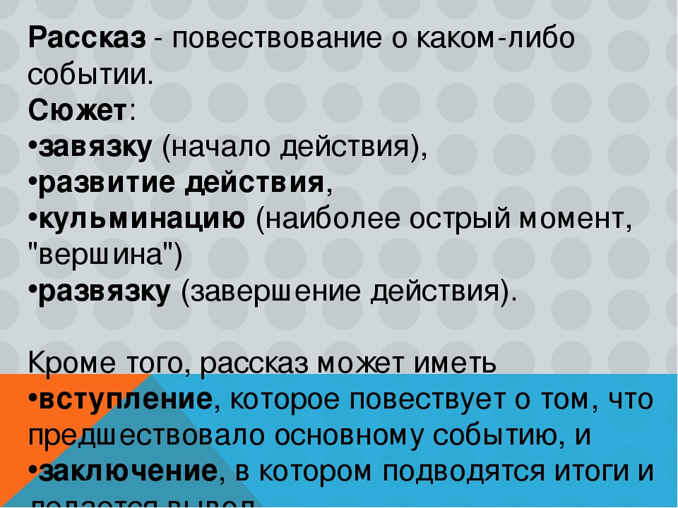 Рассказ о себе на русском 5класс
