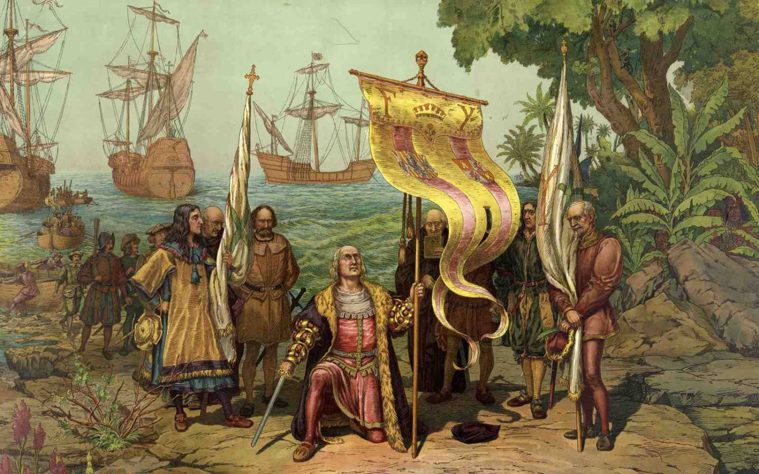 the early life and times of christopher columbus Christopher columbus biography and  reliable information about columbus' early life states that his life  the legacy of christopher columbus presents a.