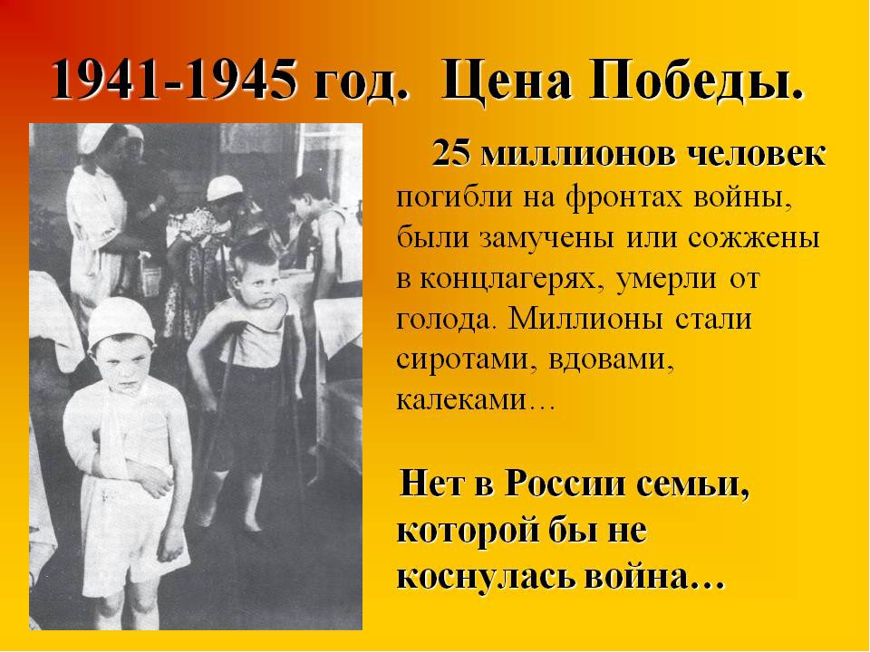тематических групп картинки о войне 1941-1945 для презентации первой