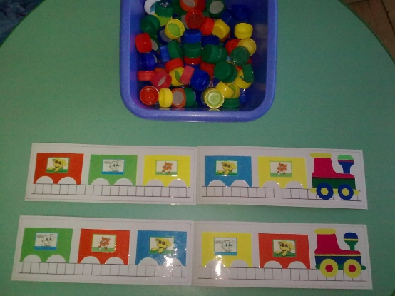 Игры для малышей сделанные своими руками
