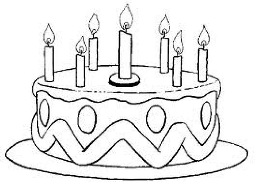 Картинки для рисования с днем рождения, днем рождения подруге