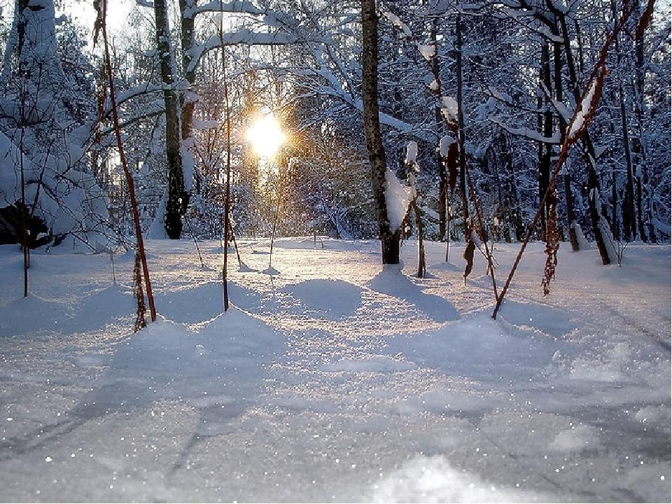 Картинки блестяшки снег