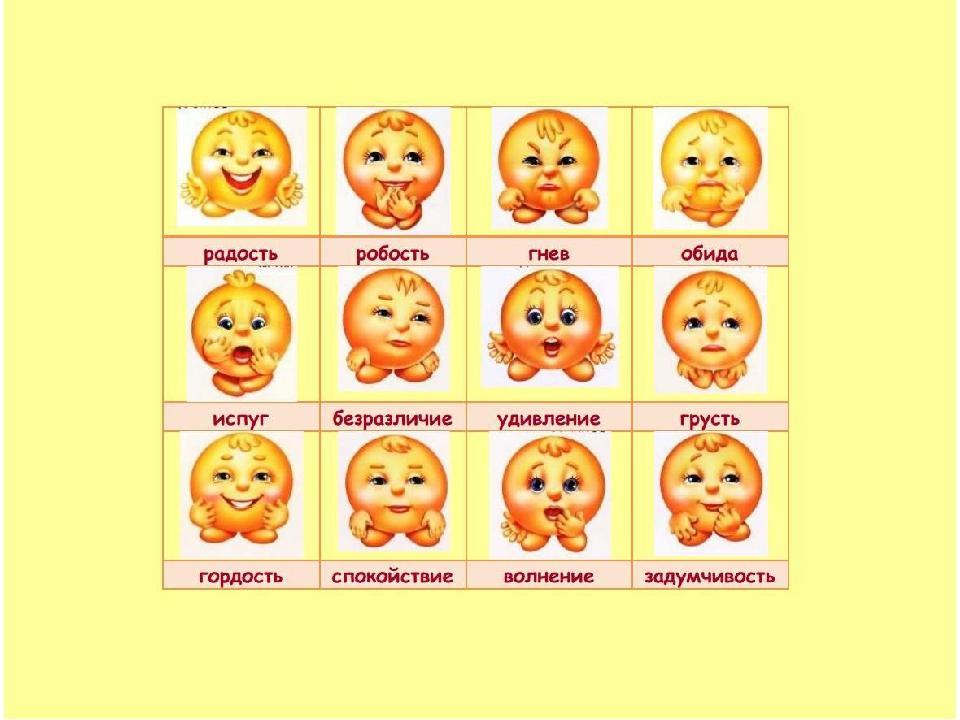 Эмоции в сказках картинки для детей доу