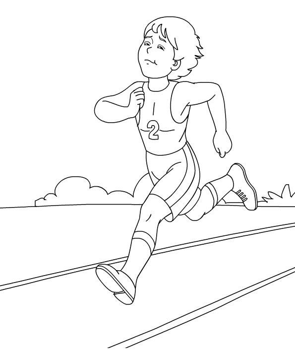 это было рисунок на тему легкая атлетика карандашом стаффбули отличаются сообразительностью