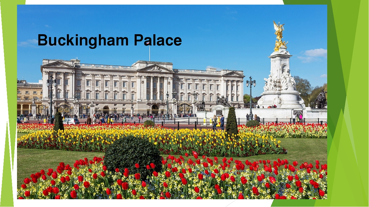 Name the types of dwellings The queen of England lives there… Buckingham Palace