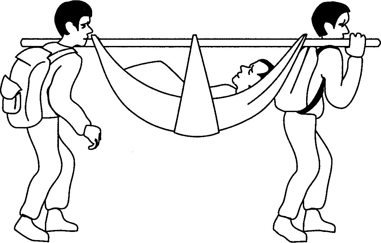 Как сделать носилки для земли