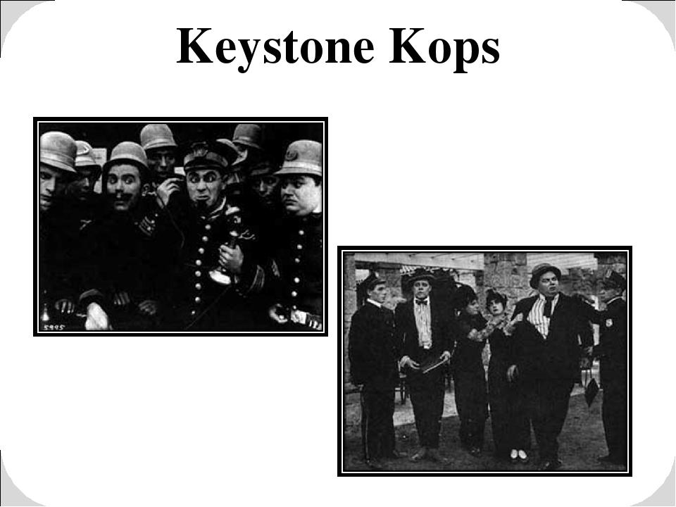 Keystone Kops