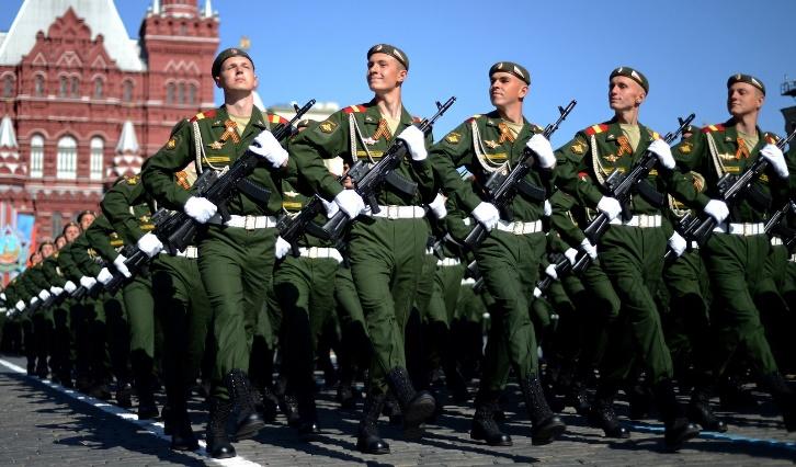 численность российской армии 2018 стул