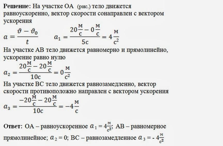 сложные задачи по физике 9 класс