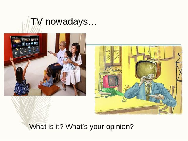 an analysis of the role of television Television-one of the worst inventions of modern times the majority of people feel that television is useful tool to improve knowledge and keep in touch with current events in television plays a crucial role  the last but not the least problem is about kids who were affected by television programs.