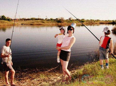 увлечение рыбалкой лесом