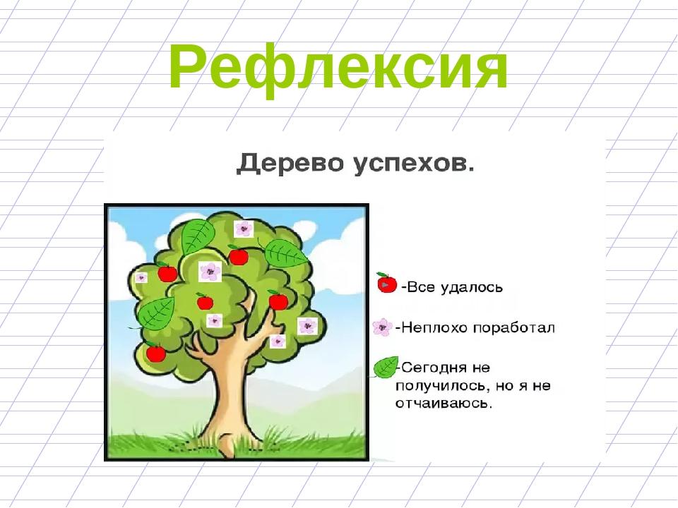рефлексия дерево пожеланий экс-супруга