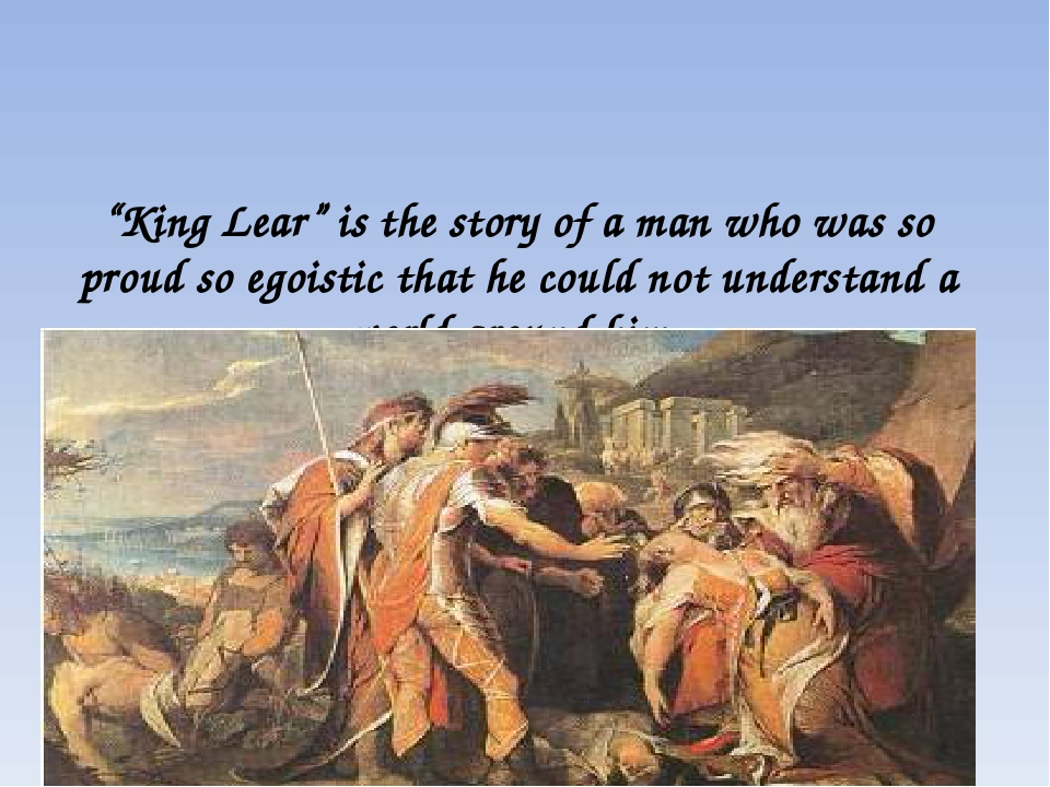 king lear is a christian play about Whether king lear may rightly be called a christian play, who can say but it is a play suffused with christian themes and the supreme achievement in english literature.