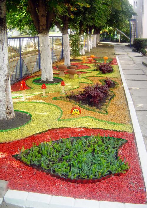 Озеленение сада своими руками