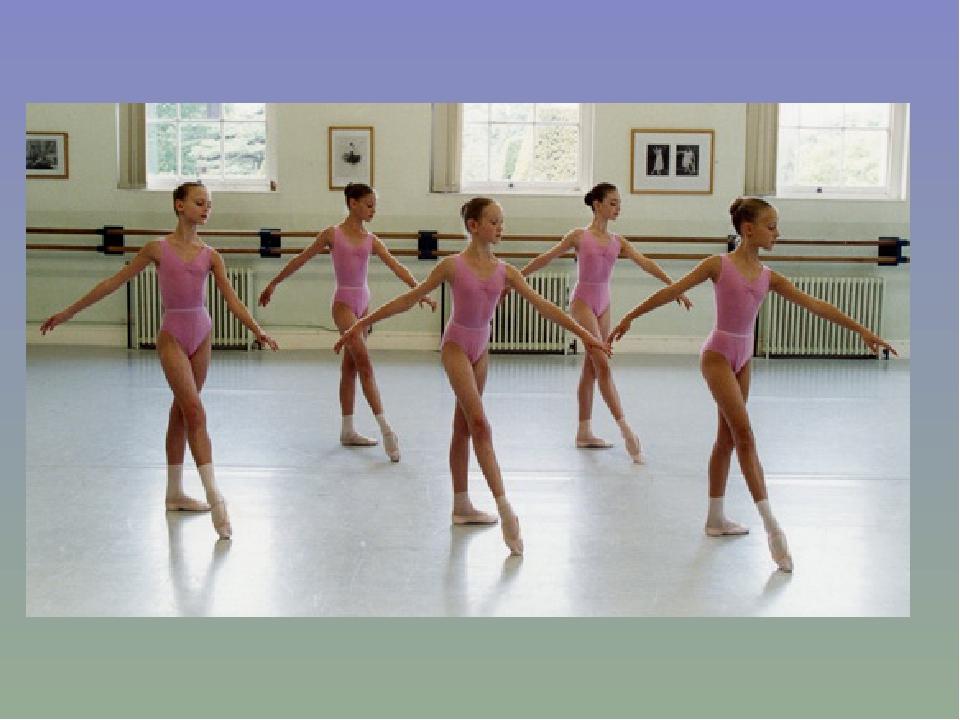 Доклад на тему хореография 7275