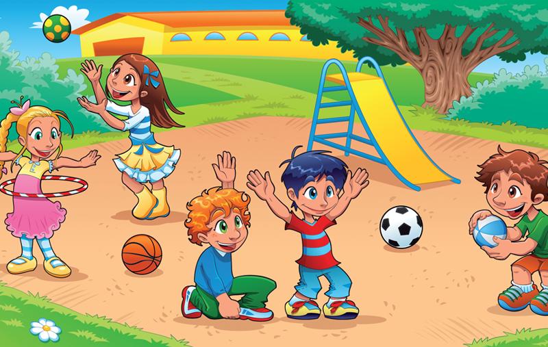 цветные картинки игры с мячом красиво поздравить