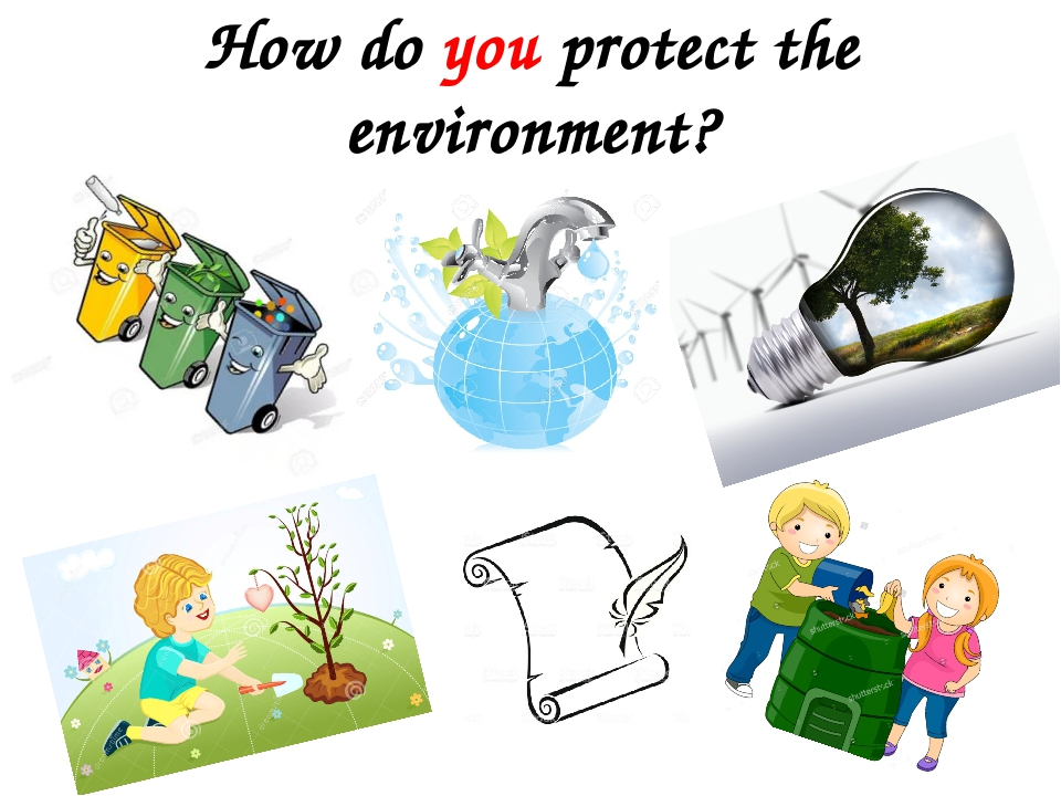 ways of protecting the environment