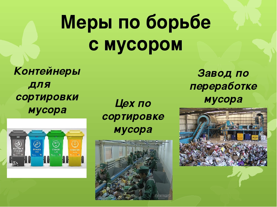 Экологические проекты с картинками