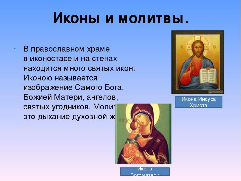 того чтобы картинки икон и молитв к ним потому