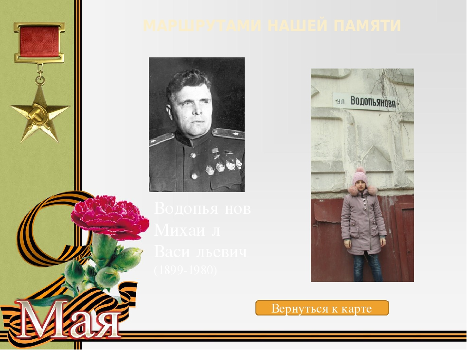 МАРШРУТАМИ НАШЕЙ ПАМЯТИ Гришин Иван Григорьевич (1921-1943) Вернуться к карте