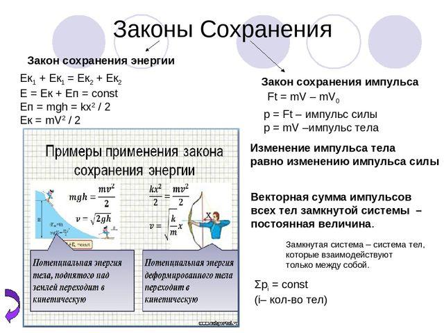 Импульса закон гдз класс сохранения по 10 физике тест8