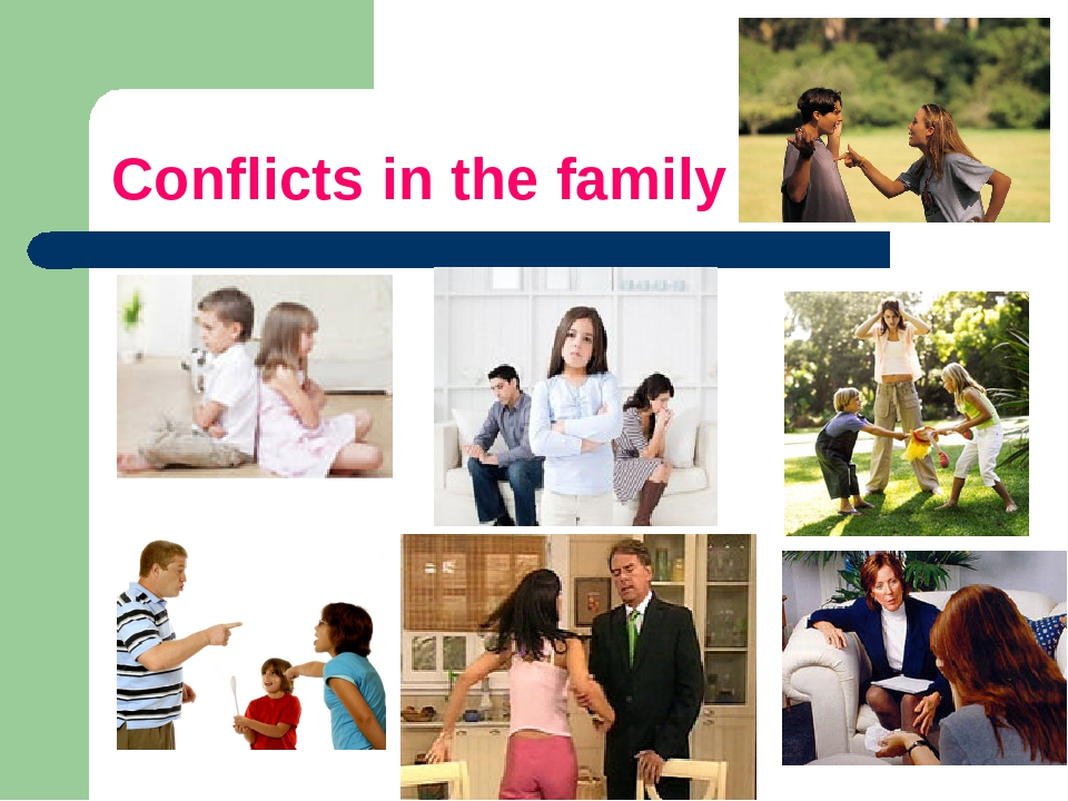 family communication to resolve conflicts Conflict resolution skills  when you're able to resolve conflict in a  you can accurately read and interpret verbal and nonverbal communication.