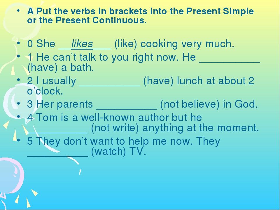 Simple Present Tense Konu Anlatımı ingilizcedersorg