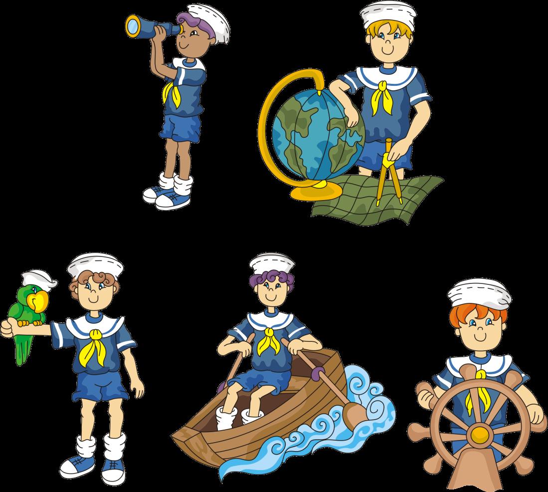 Дню рождения, моряк картинки для детей