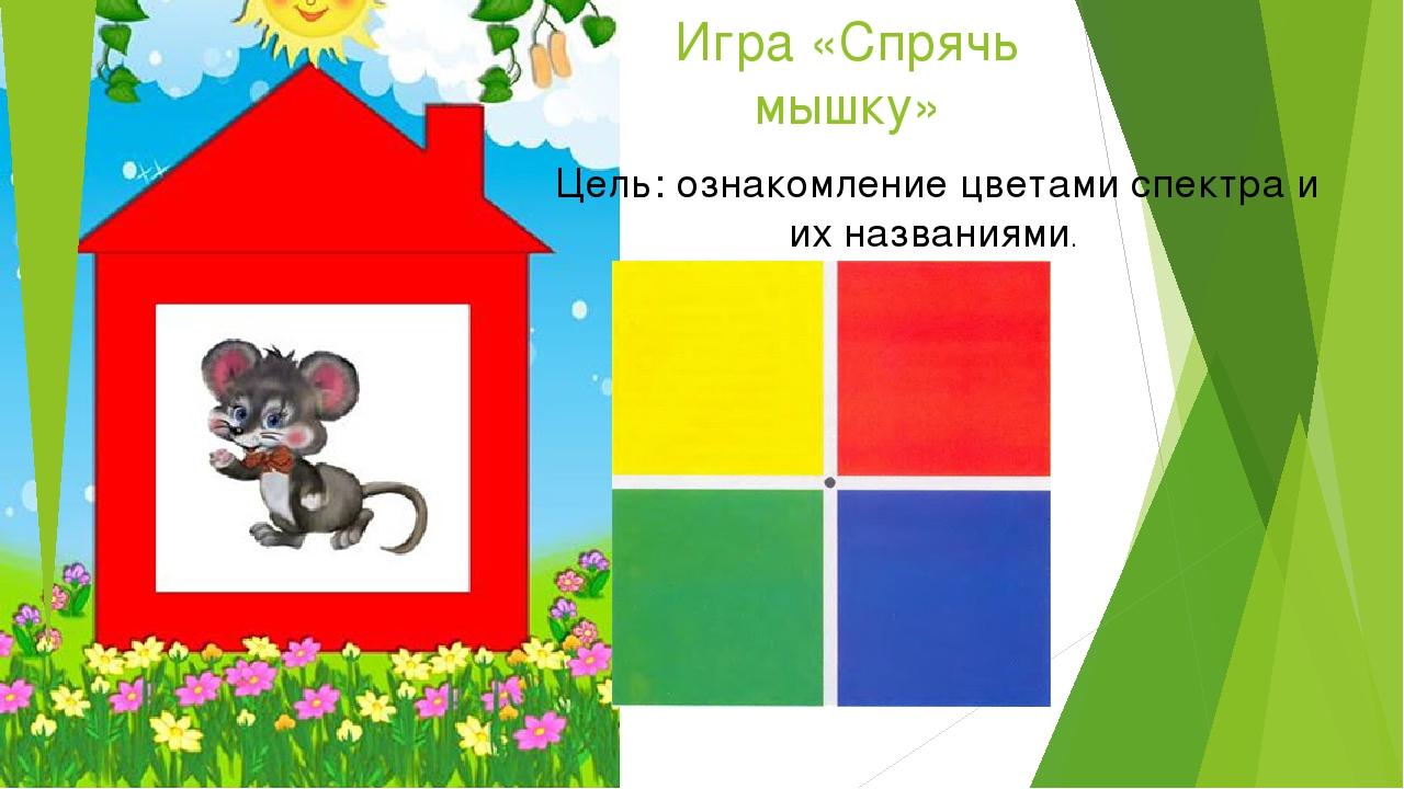 Дидактическая игра спрячь мышку картинки