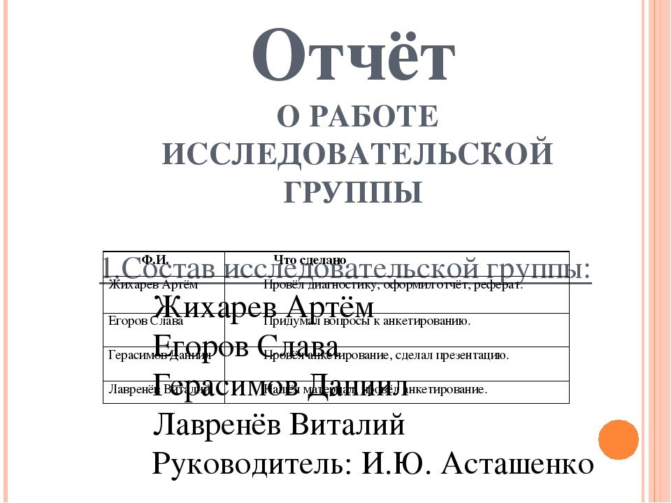 Реферат на тему нецензурная лексика 7945