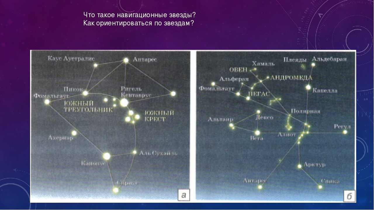 самые яркие звезды на северном полушарии картинки погружным