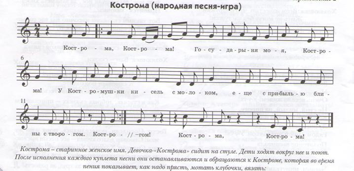 гуслируская народная песня минусовка
