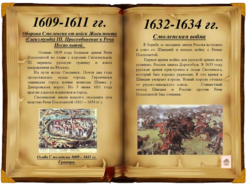 Взятие Смоленска Российскими войсками. После воссоединения Украины с Россией...