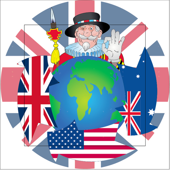Конкурс для детей английский язык