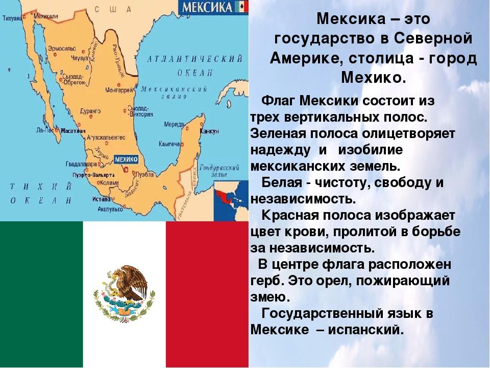 Доклад на тему мексика 5029