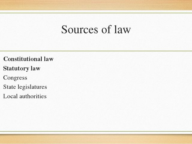 sources of english law E sources of south african law nor a roman-dutch law nor an english common law and certainly not a traditional african law it merged however, as the.