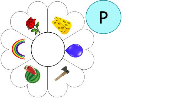 Сюжетные картинки на автоматизацию звуков дидактические игры типа ромашка