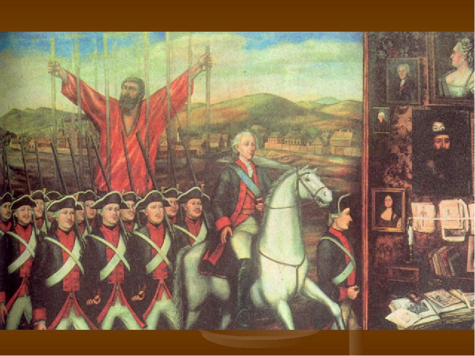 документы подавлял ли суворов восстание пугачева мост через реку