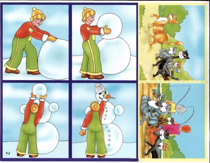 представить, сколько занятие по серии сюжетных картинок снеговик внимание игроков рынка