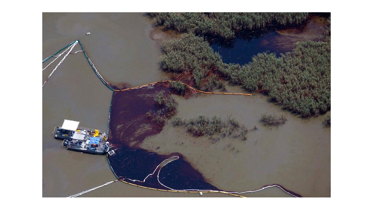 gulf oil spill smithsonian ocean