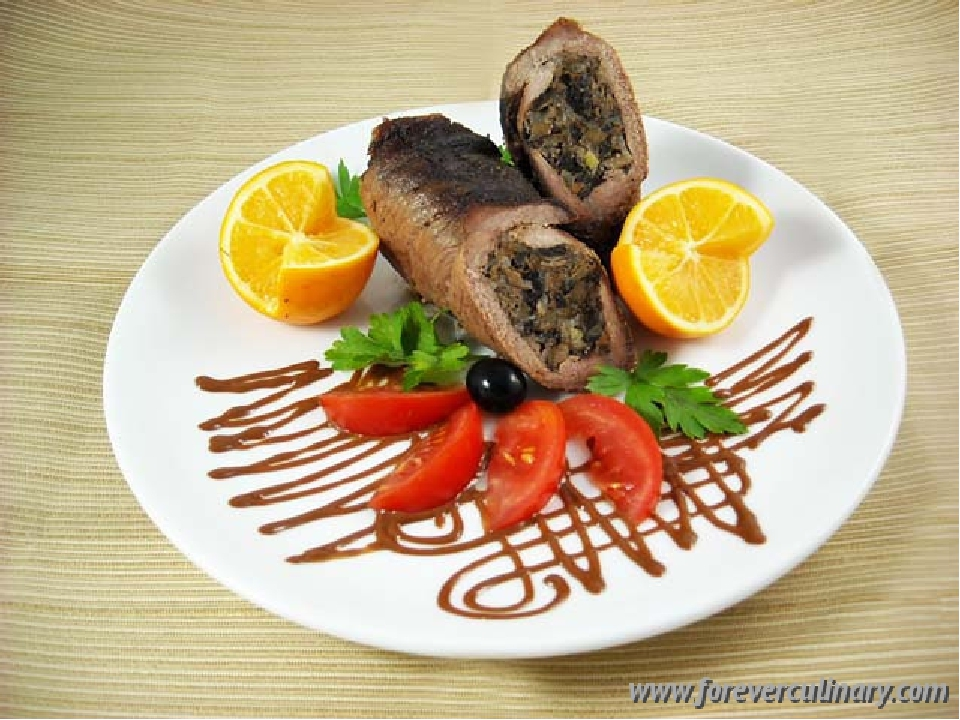 Холодные блюда и закуски фото