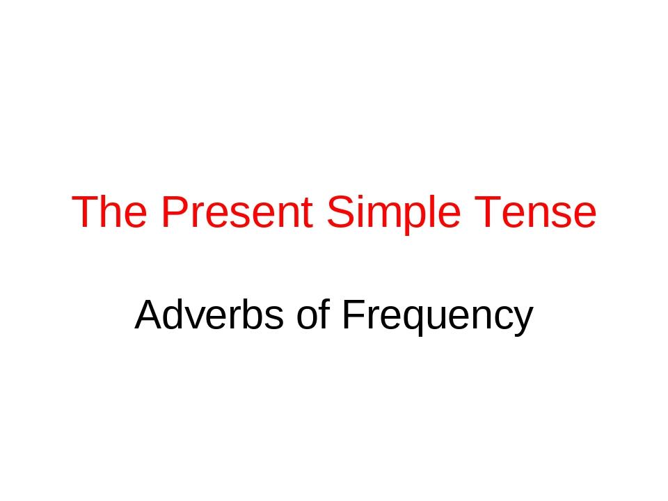 Present Simple ćwiczenia znamangielskicom