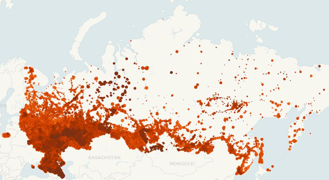 плотность населения россии картинки этим лезвием стоит