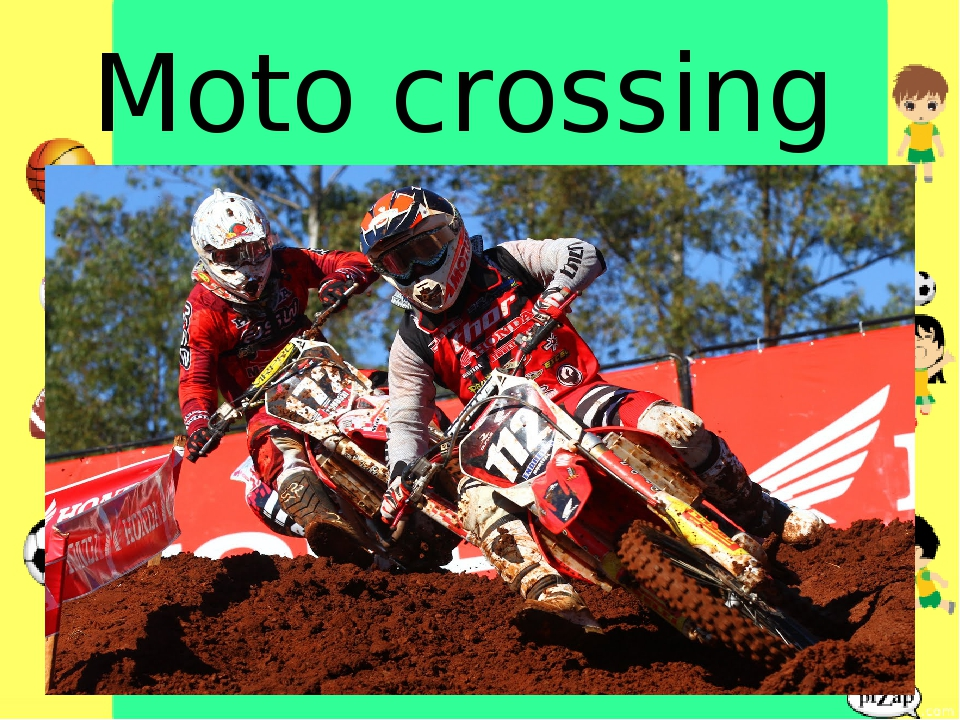 Moto crossing